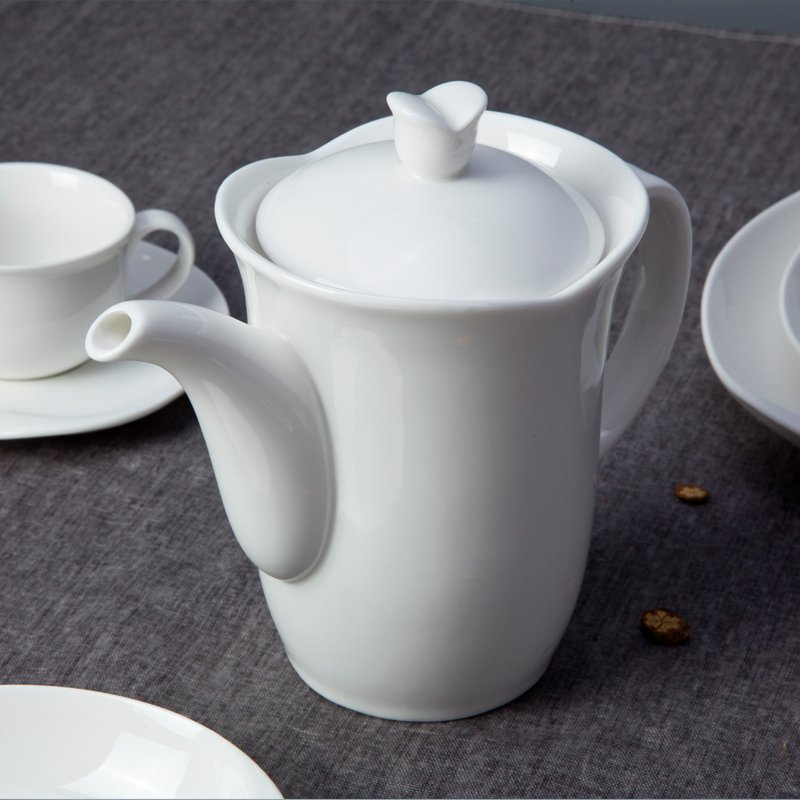 Where to Buy Supplies for Hand Painted Coffee Mugs and Plates  -  better homes and gardens 16-piece square white porcelain dinnerware set