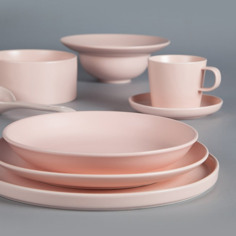 Alcohol-free Beer  -  porcelain dinnerware made in germany