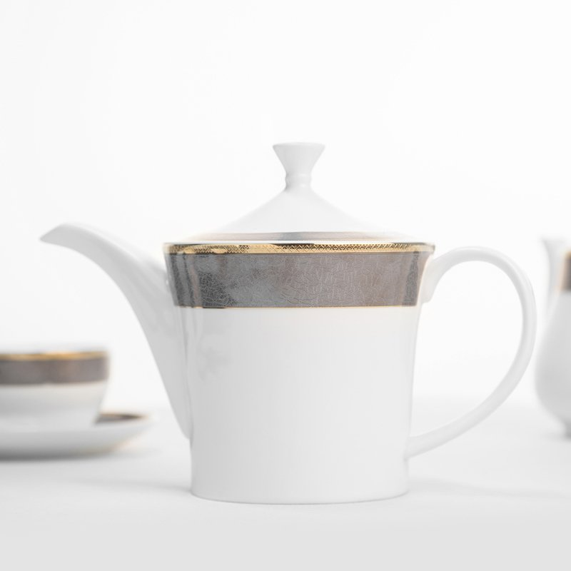 Green Tea Also Helps In Suppressing Appetite.  -  green bone china tea set