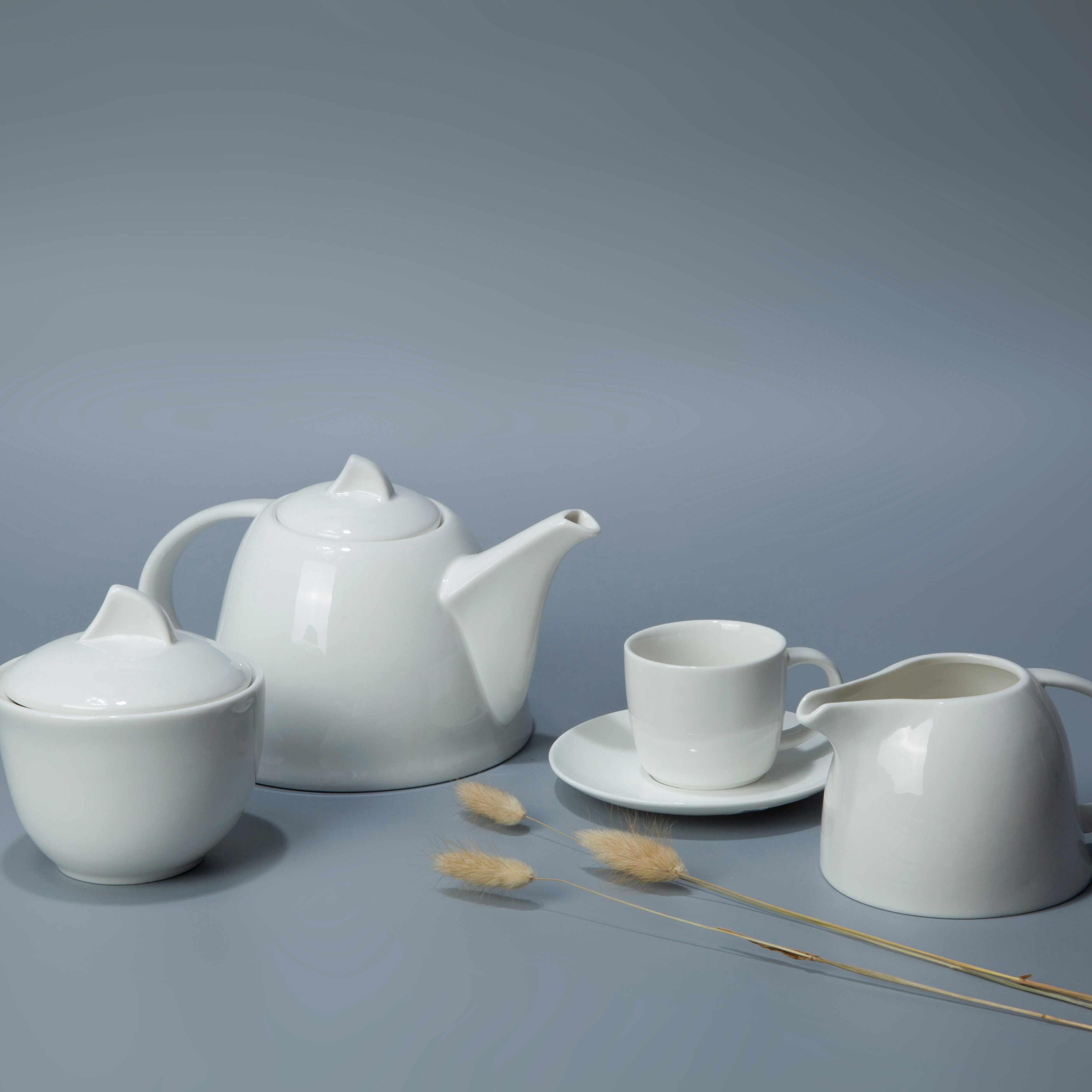 Green Tea A Healthful Option To Caffeine  -  green bone china tea set